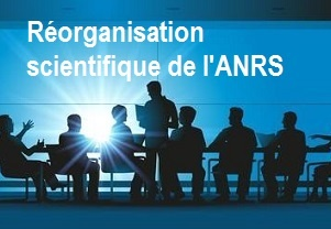 Réorganisation scientifique de l'ANRS